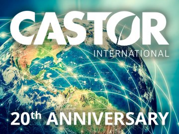 castor international 20th anniversary